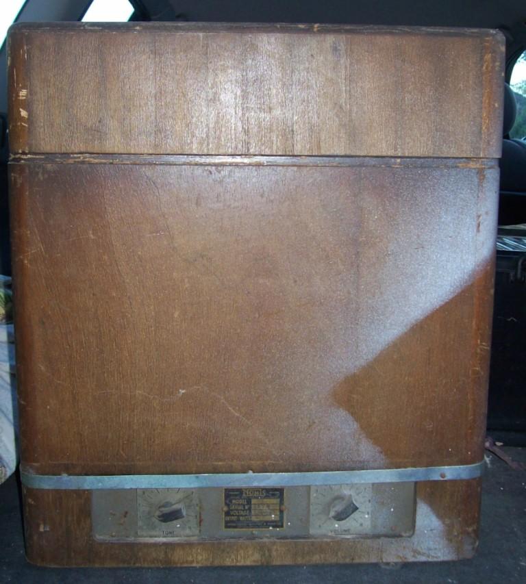 Nomis Mid 1940's Tuntable 5w Via 1 x 6V6