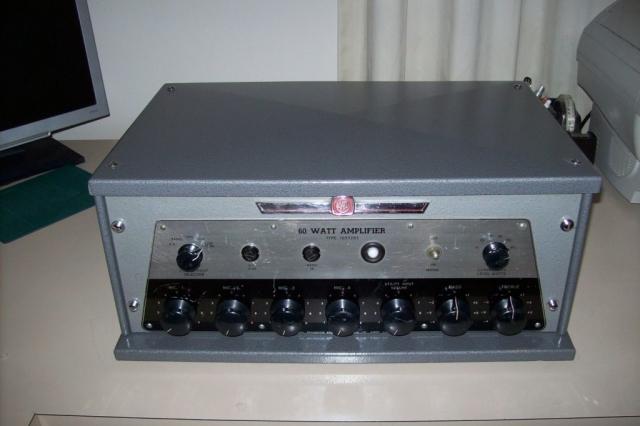 AWA 1G57287 Early 1960's 60w Via 2 x KT88