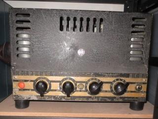 AWA 1G8241 Late 1940's 12w Via 2 x 6V6