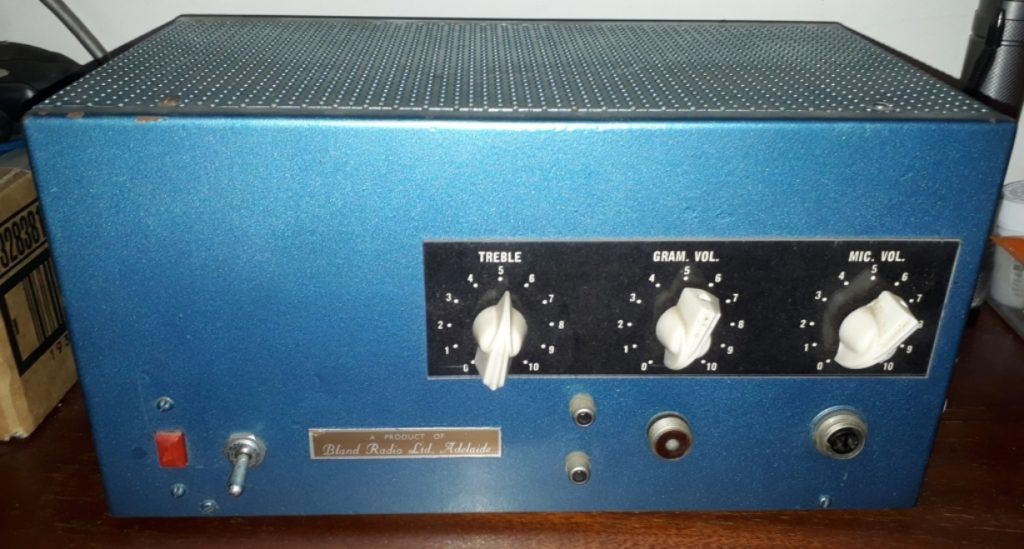 1969 10W Via 2 x 6GW8