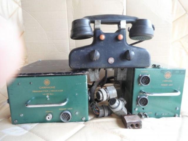AWA Car Phone