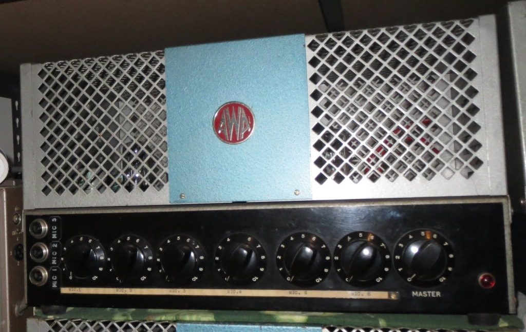 AWA Mixer for PA826