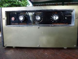 AWA PA1005 Late 1960's 12.5w Via 4 6AQ5