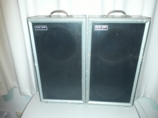 Bland Portable PA Speakers