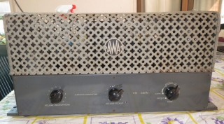 AWA G50742 Early 1950's 15w Via 2 x 6V6