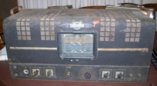Healing AR10 1946-49 SA Made 20w Via 2 x 6L6G