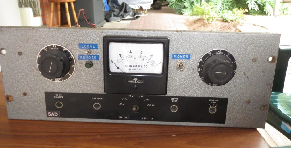 Philips Limiting Amplifier Ex 5AD