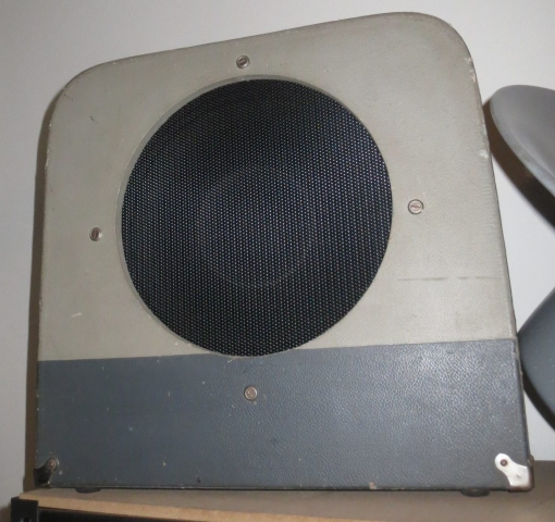 Bell and Howel Projector Speaker
