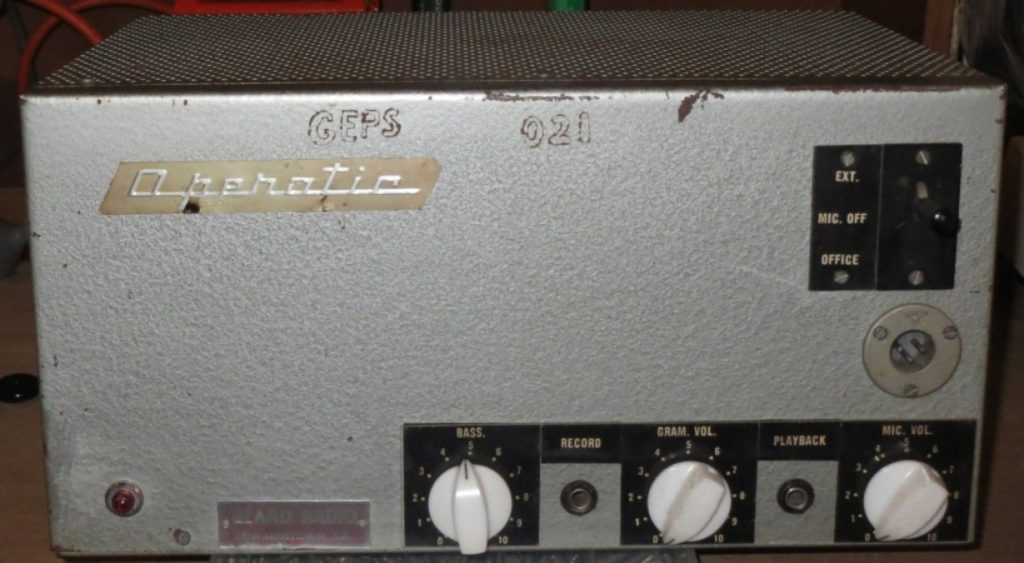 1960s 40W Transistor