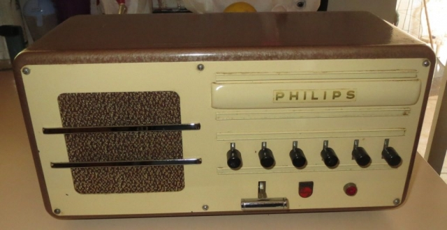 Philiphone late 1950's