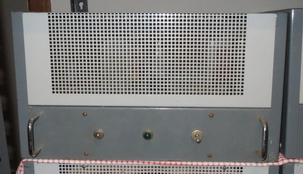 Philips EV4415 Slave Late 1960's 30w Via 2 x 6CM5