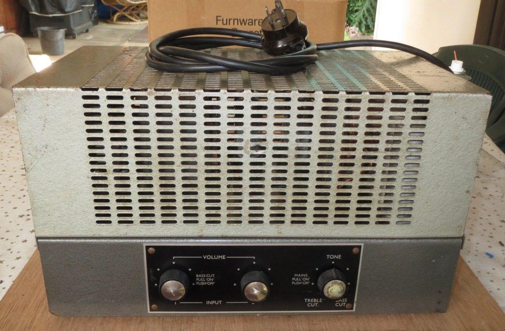 Philips EV4432 Early 1960's 60w Via 4 x 6CM5