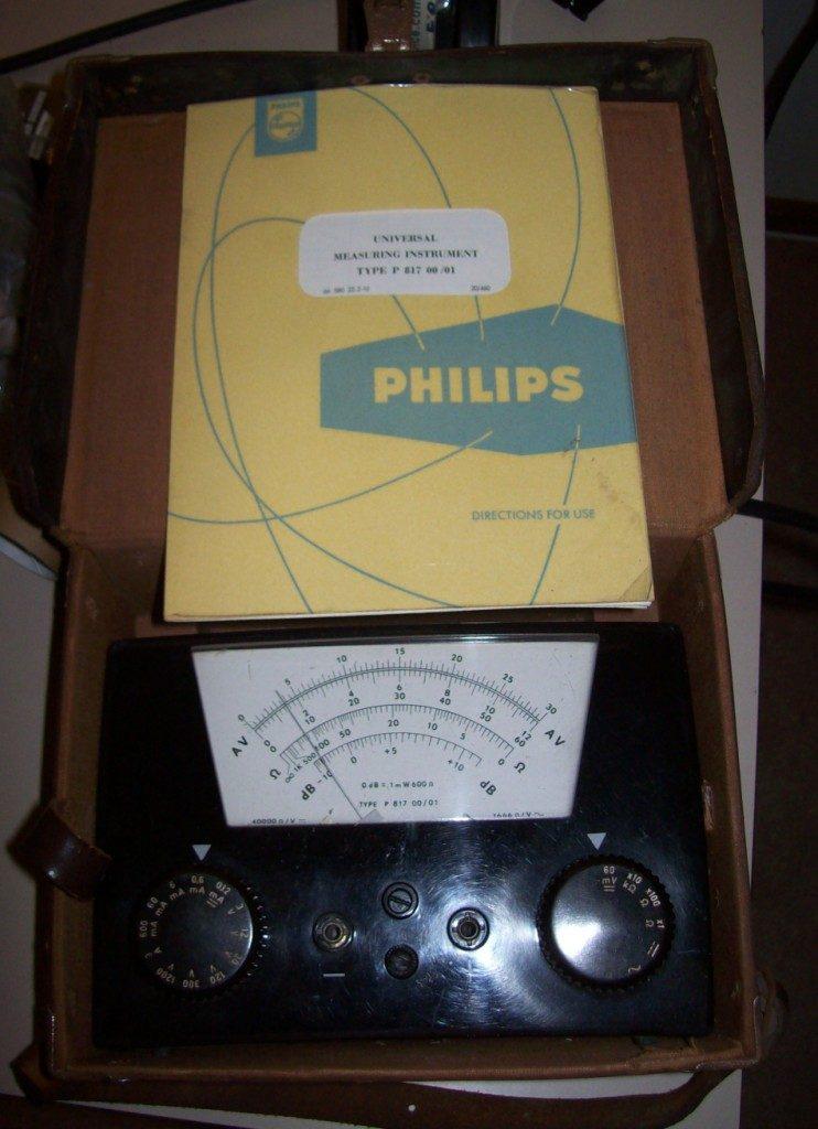 Philips Multimeter