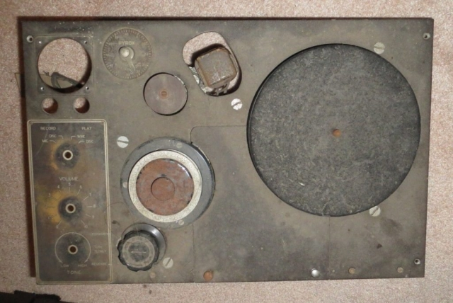Pyrox Wire Recorder Need Assembling