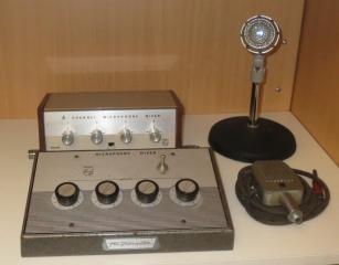 RCF AWA-Ronette Philips Mic Mixers