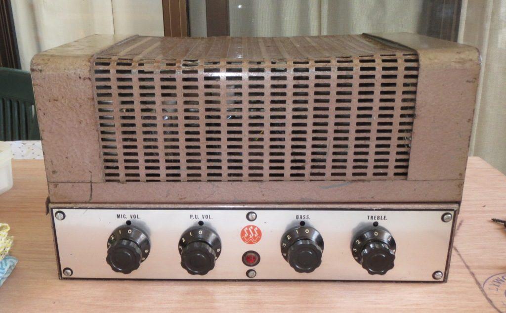 Steanes S304 Mid 1950's 13w Via 2 x 6V6