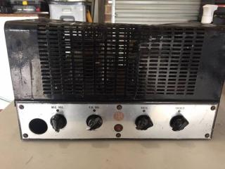 Steanes S505 AC-DC12v Mid 1950's 13w Via 2 x 6V6