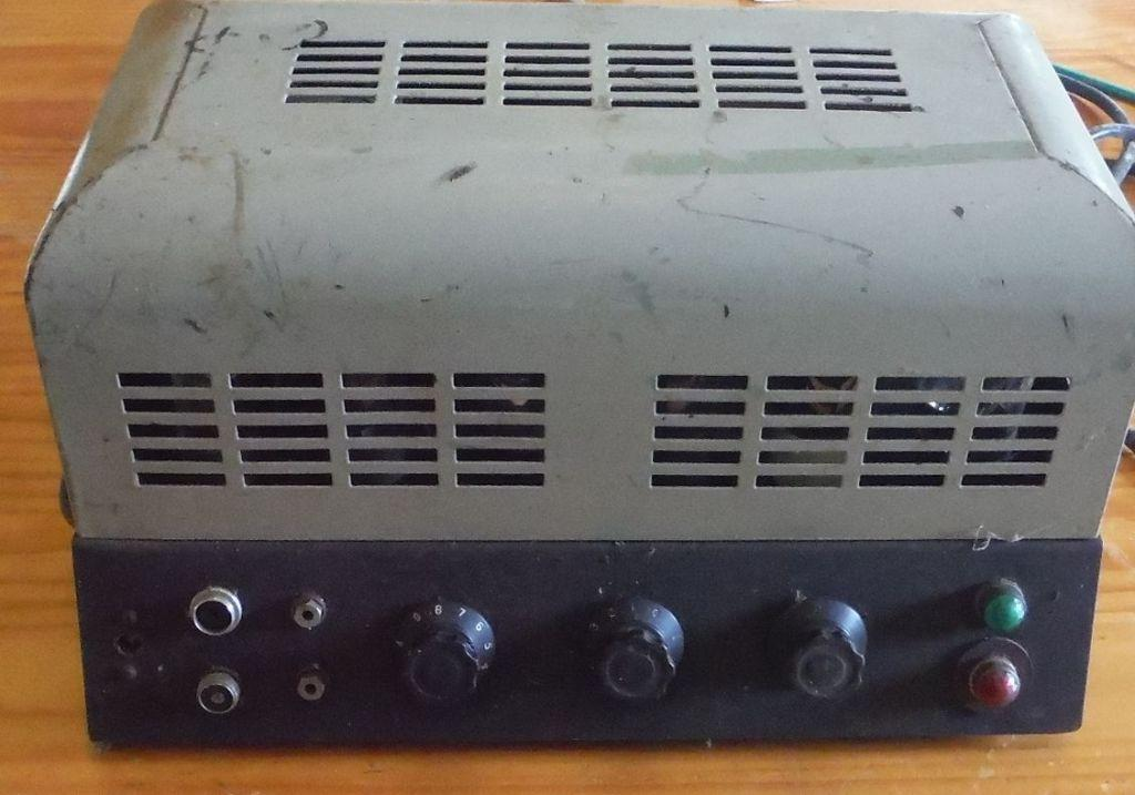 Trimax Late 1940's 30w Via 2 x 807