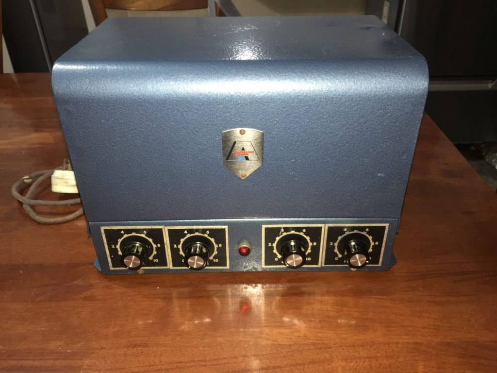Australian Sound Late 1950's 50 Watts Via 2x EL34