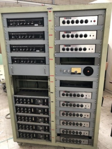 Nomis Rack 1970 Ex Adelaide Childrens Hospital and Movie Prop