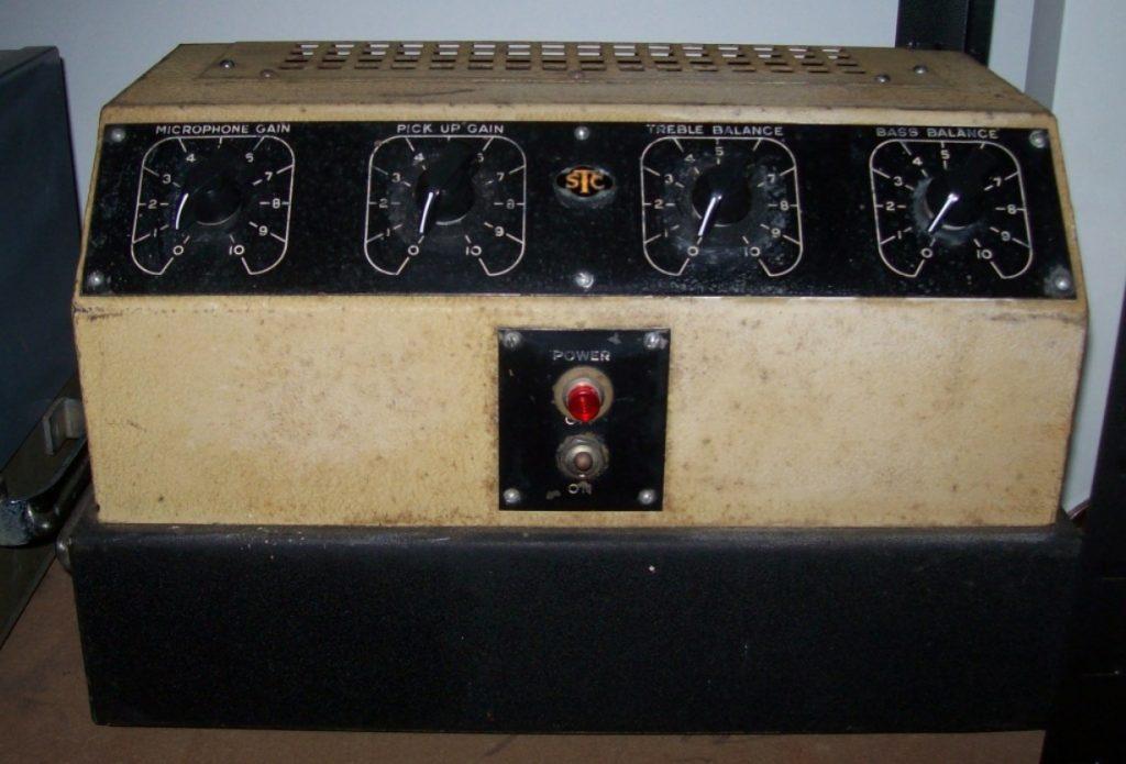 STC Amp 10W Via 1 X 6L6G