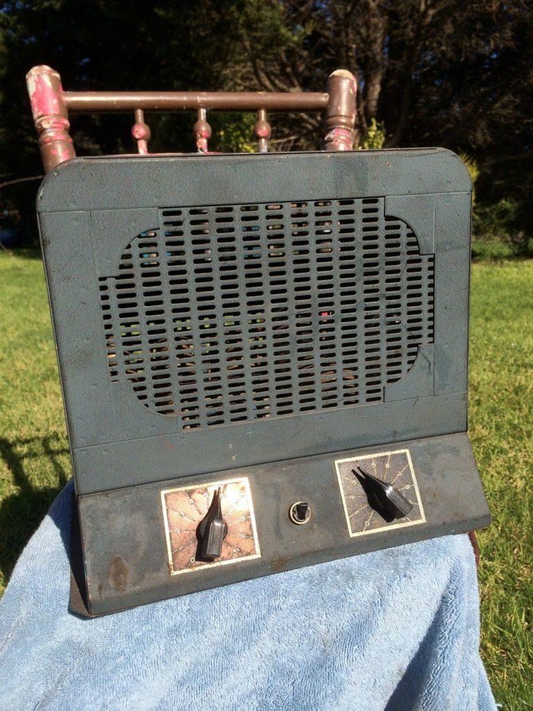 1930's DC Mains Amp