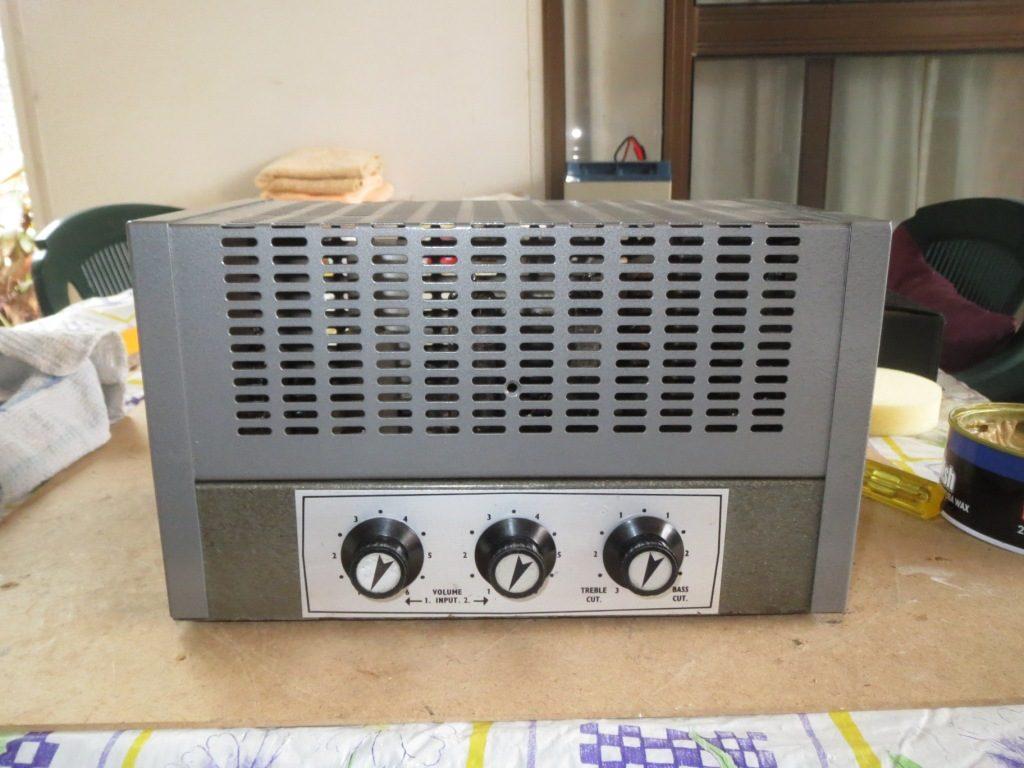 Philips EV4438 Mid 1960's 10w Via 2 x 6GW8