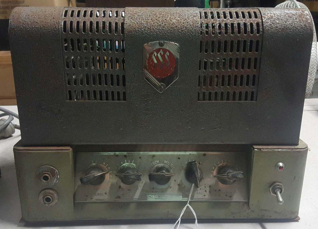Steanes 1950 13W Via 2 x 6V6