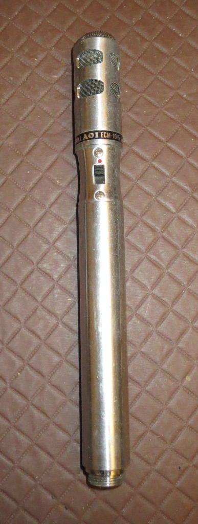 AOI ECM1015 Condenser Unidirectional